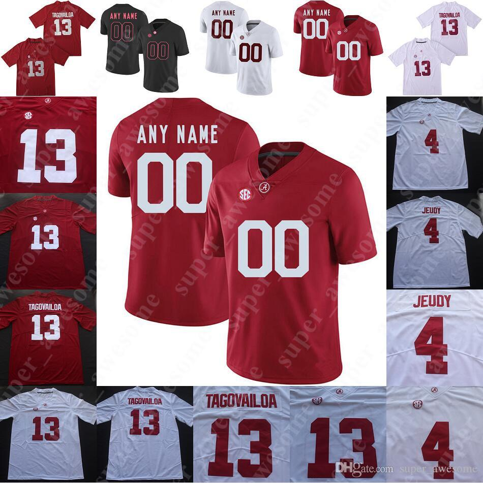 Alabama Crimson Tide Jersey Terrence Cody George Teague Bo Scarbrough Chance Warmack Jay Barker Marty Lyons Woodrow Lowe Junior Forrest Gump