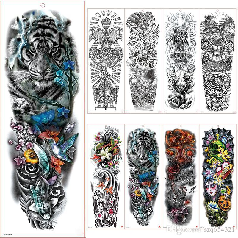 Femmes Hommes Unisexe Étanche Temporaire Tatouages Autocollants Body Art Faux Tatouages Sexy Bras Autocollants Amovible pour Hommes Femmes