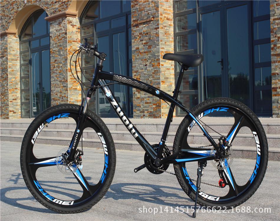 Zolu promotionnel courbe n ° 1 du faisceau VTT 21 pouces Vitesse 26 à une roue de bicyclette BMW Accessoires Cadre permanent