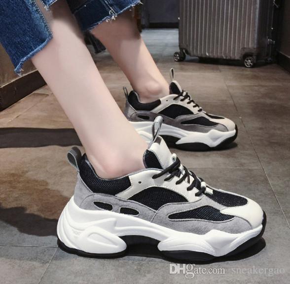 2020 İyi Kış Peluş baba Kore versiyonu kırmızı panda öğrenci spor bayan sneaketr koşu ayakkabıları büyüklüğü 35-40