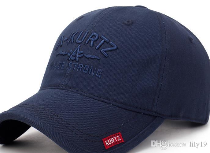 2019 Şapka Erkekler Kore yönlü Beyzbol şapkası Erkekler Sonbahar Yumuşak Top Cap Kış Açık Boş Güneş Şapkası