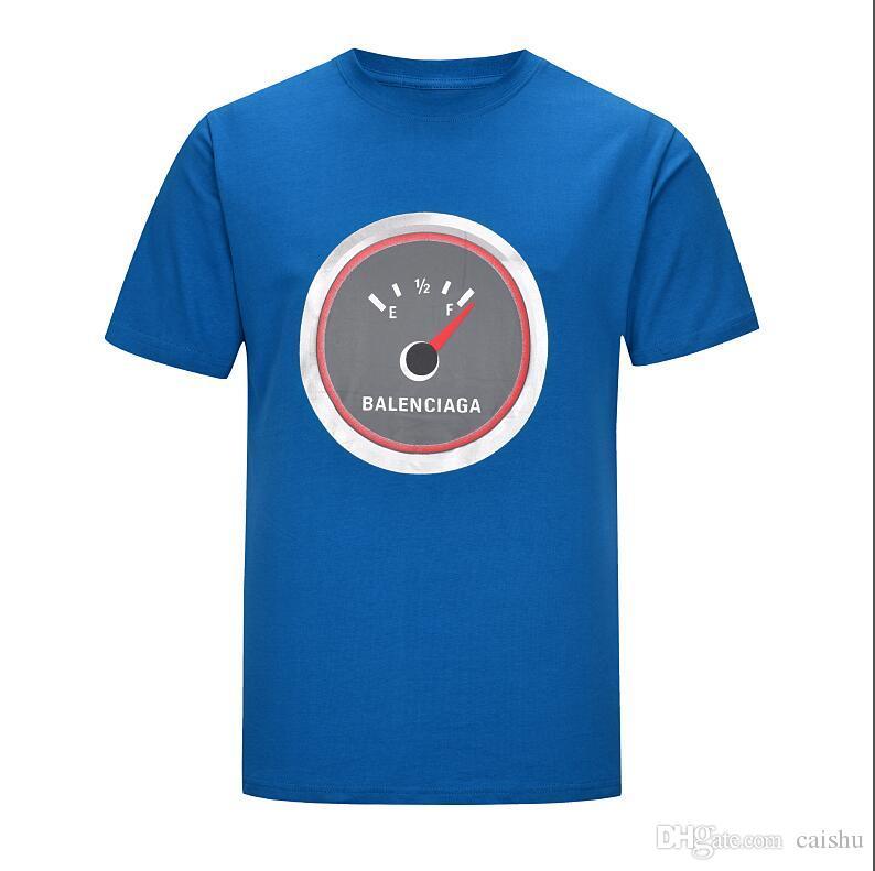 2019ju diseñador de camiseta para hombre camiseta de moda para hombre diseñador de manga corta un mono de baño de alta calidad