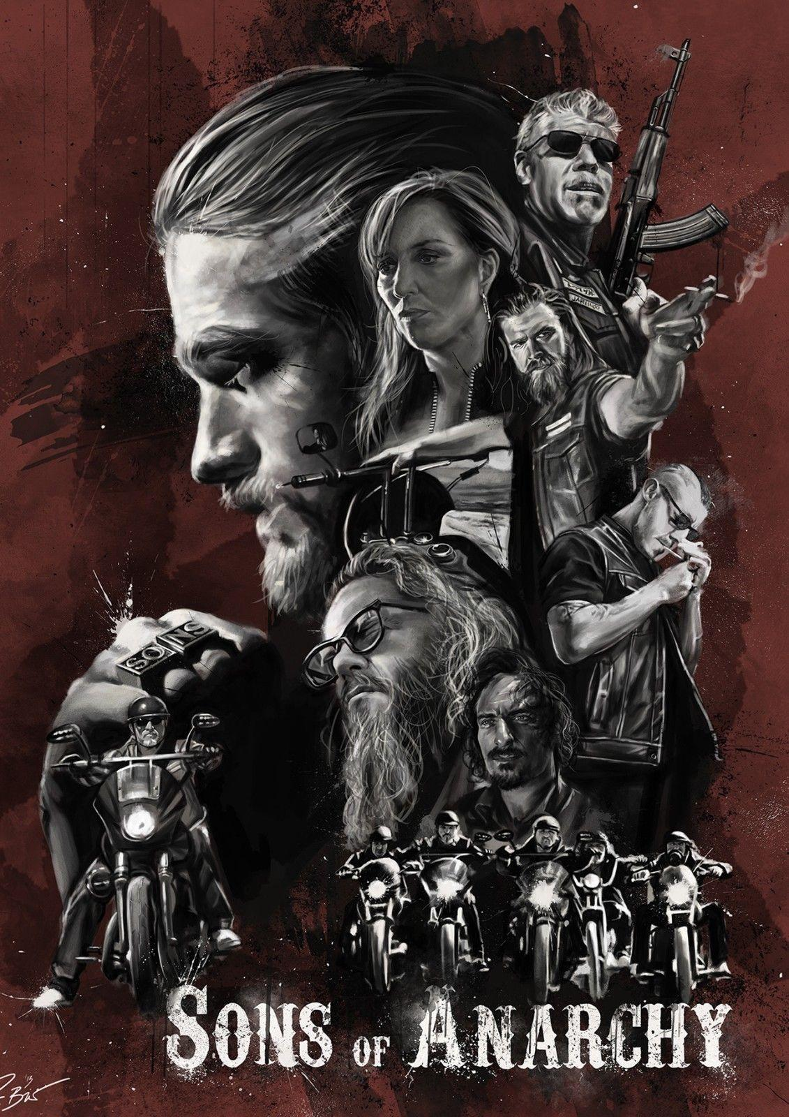 SONS OF ANARCHY SCARICA