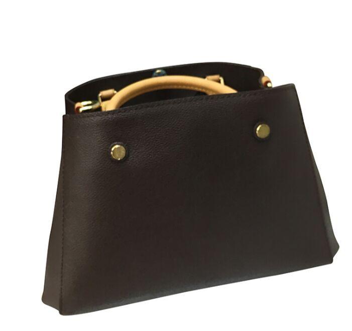 Yepyeni En kaliteli bayan hakiki deri GM / AA / PM avrupa moda çanta çantası çanta