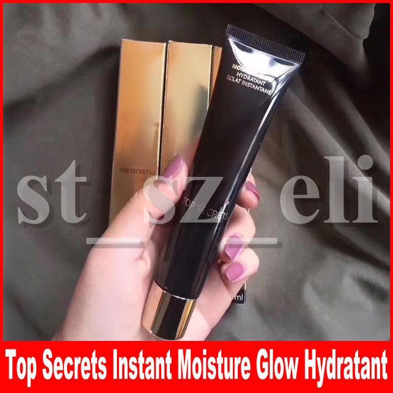 Famous Face Makeup Top Secrets Primer Cream instant moisture glow Hydratant Eclat Instantane BB Cream 40ml