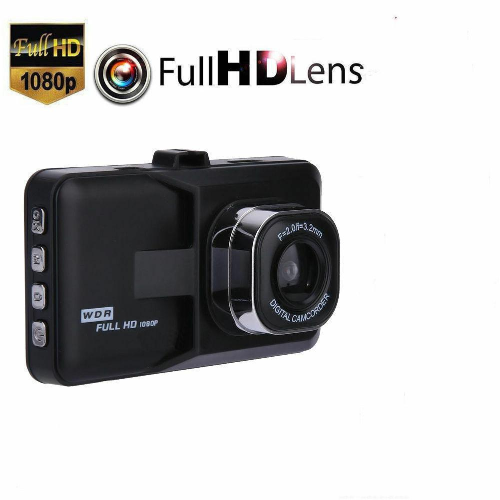 """새로운 3.0 """"자동차 DVR D206 FHD1080P 자동차 카메라 ONCAM 대시 CAMERA120도 각도 대시 캠 G 센서 야간 비전 비디오 레코더"""