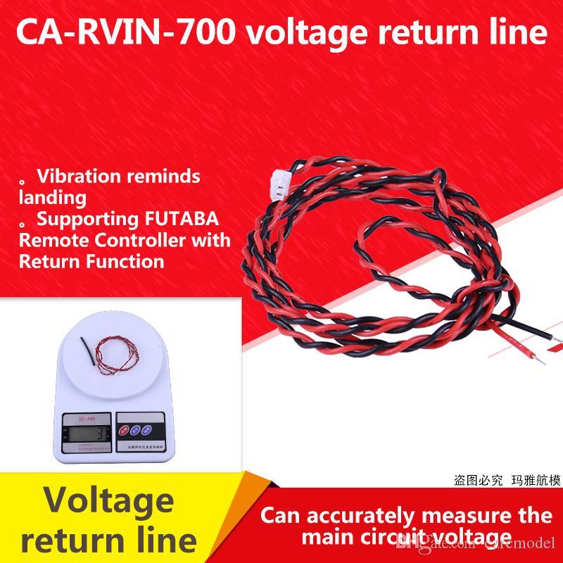 CA-RVIN-700 Voltage Return Cable For FUTABA 18MZ 14SG T10J R7008SB