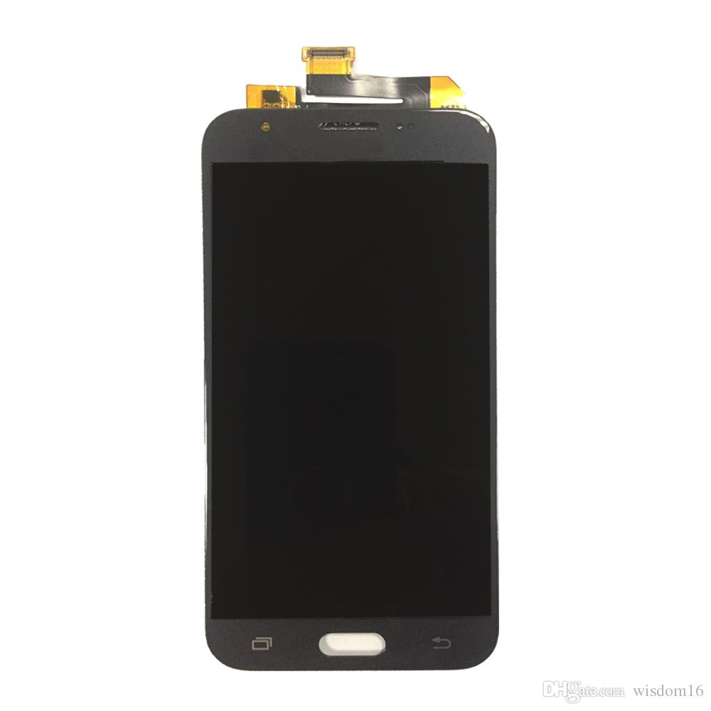 Wholesale For Samsung Galaxy J3Prime 2017/J327 LCD Touch Screen Display Digitizer Assembly LCD Replacement Best Quality Free Shipping By DHL