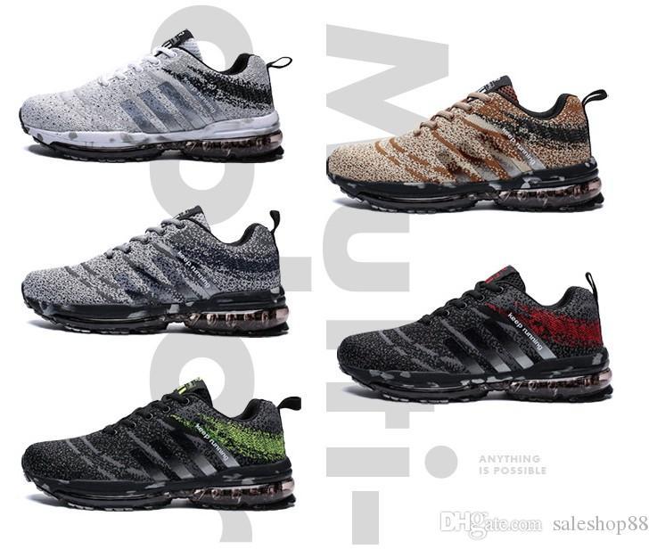 Los vapores nueva llegada de los hombres Zapatos de choque Racer para los zapatos calzados informales de manera de calidad superior Maxes Deportes mujeres planas
