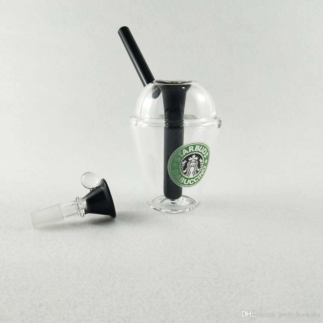 Classique récent bong Livraison rapide Rig Hand Made Dab Cup Type de 14.4mm taille Joint bongs