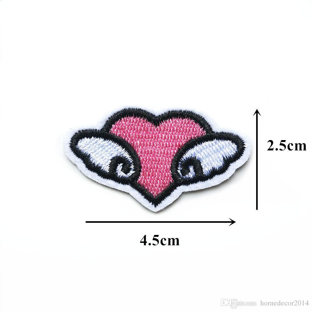 10PCS Animal Embroidered Applique Sew Iron on Cloth Patch Badge Jeans Craft  X