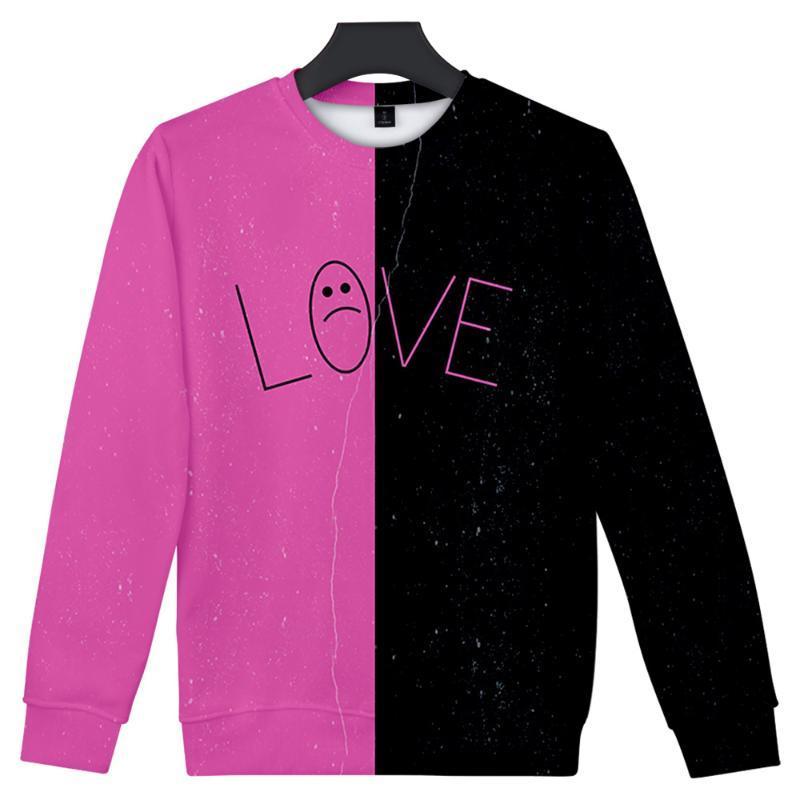 nouveau Lil Peep Hoody Fashion Casual Capless sweat à capuche O-cou Sweat hommes / femmes d'hiver d'Harajuku Livraison gratuite 2020