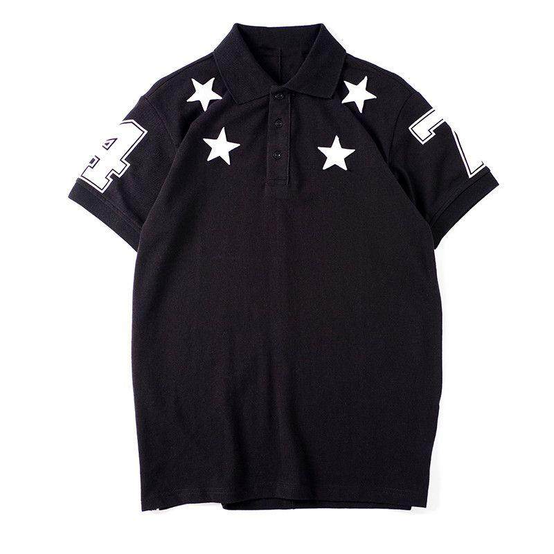 رجل المصمم بولو شيرت رجالي 2020 المصمم ملابس قصيرة الأكمام أزياء الرجال الصيف التي شيرت الحجم S-XXL