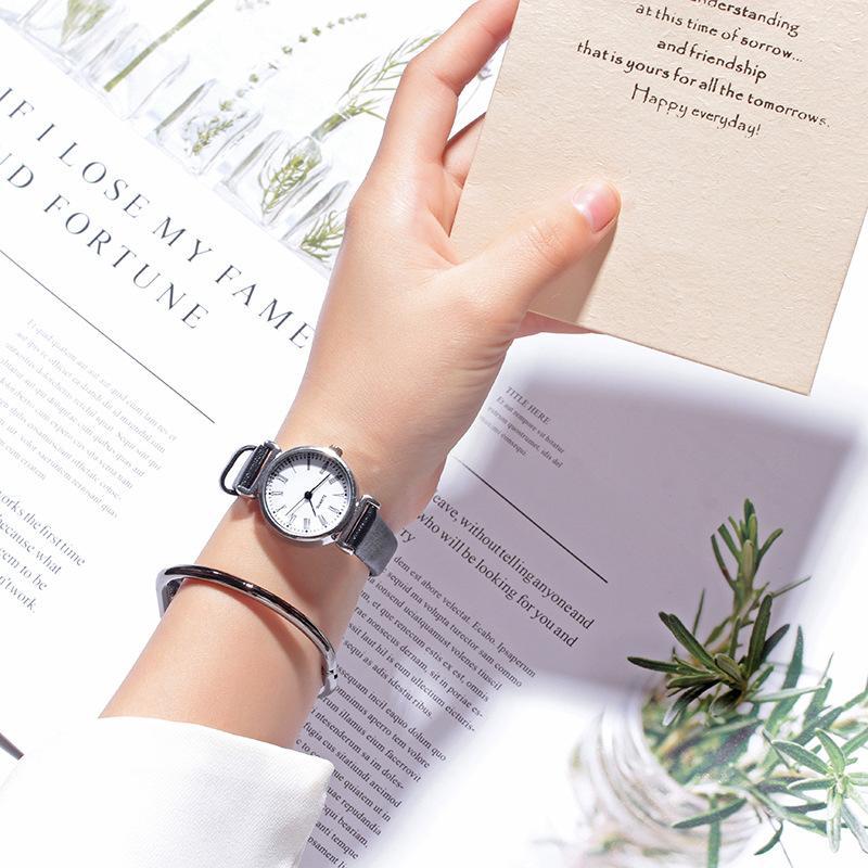 JBRL модные часы женщины простое платье наручные часы дамы водонепроницаемый кварцевые часы женские Наручные часы подарок для девочек reloj mujer