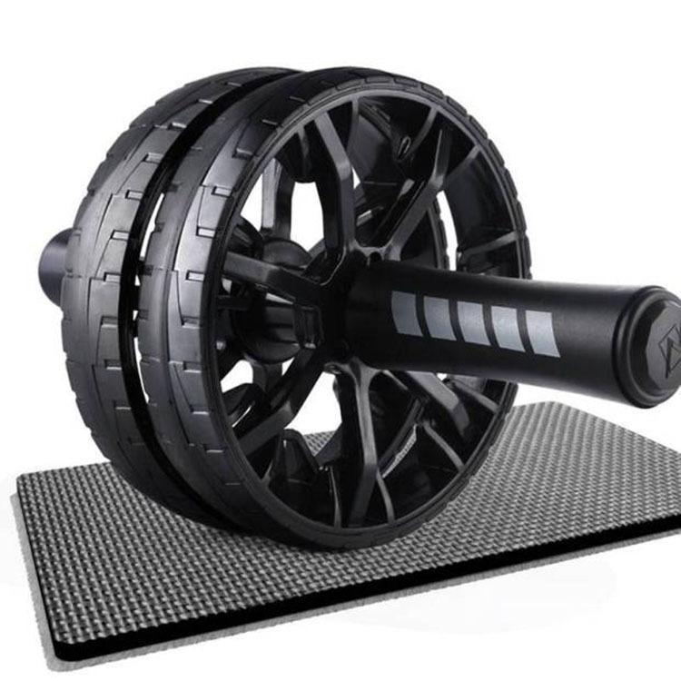 Addominale Wheel Anti-skid Muto Muscolo addominale uomini e le donne esercizio muscolare di esercizi a casa scorrimento della rotellina