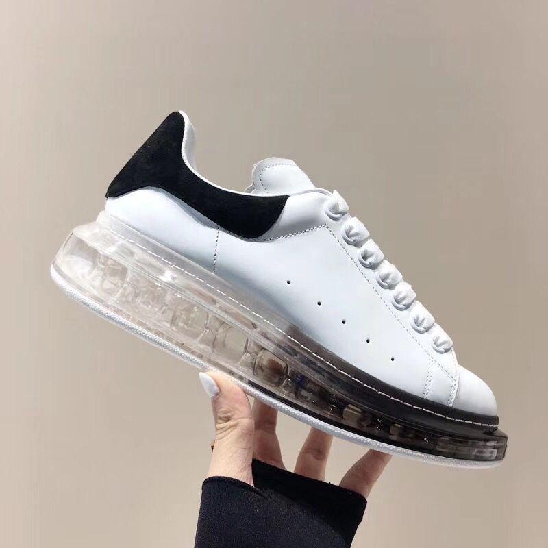 Mens Air Clear Sole Platform Shoes