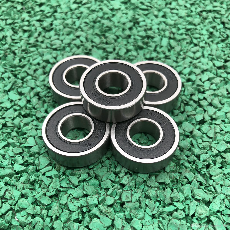 "100 teile / los R8-2RS RS R8 2RS RS 1/2 ""x1-1 / 8"" x5 / 16 ""zoll lager Rillenkugellager Gummi abgeschirmt abdeckung Mini 12,7x28,575x7,938mm"