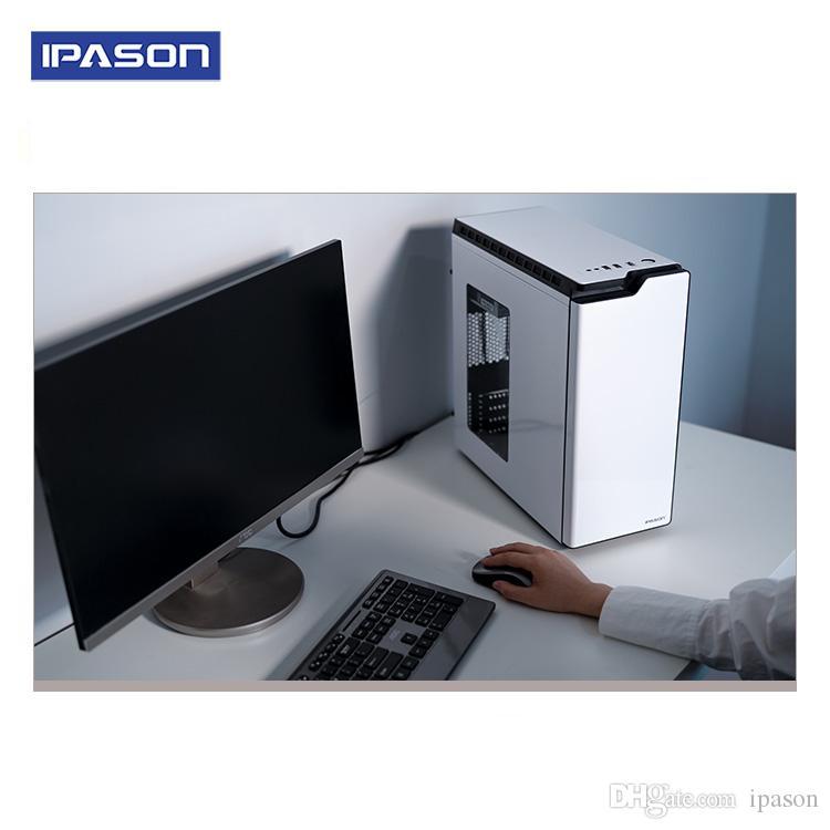 Дешевые компьютерные игры офисный ПК Intel Core i3 8100 8-го поколения 240GB быстрый SSD быстрая доставка