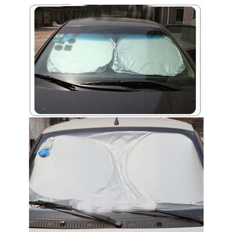1Pc Car Windshield Cover Front Rear Window Sun Snow Shade Visor Protect Shied UK