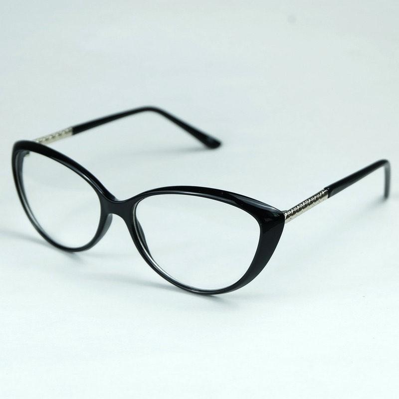 Оптовая Продажа-Мода Cat Eye Очки Рамка Дизайнер Женщин Оптическая Рамка Cateye Солнцезащитные Очки Рамка Хорошее Качество 4 Цвета Розничная Бесплатная Доставка