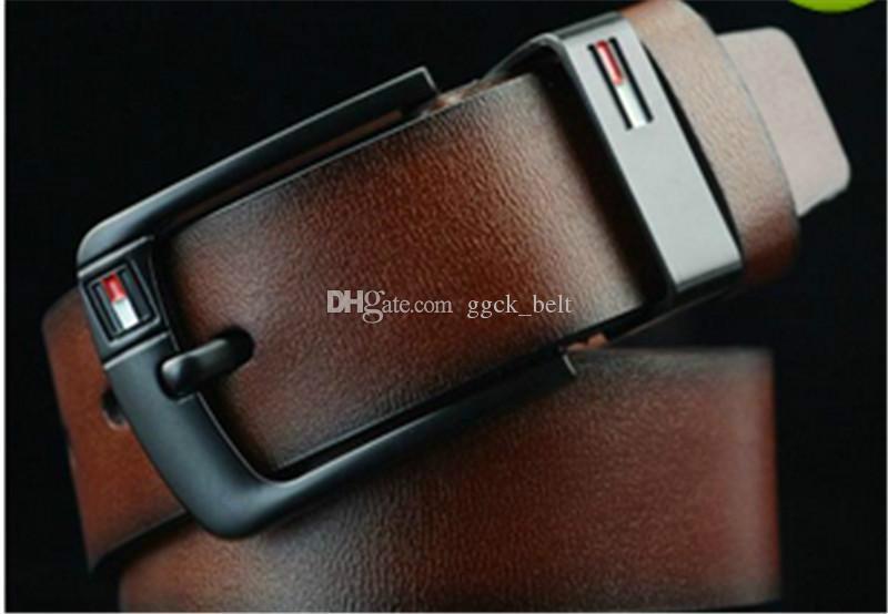 Cinture di lusso di nuova qualità uomo donna cintura in pelle di mucca di marca designer Cinture per uomo Cinture fibbia nera
