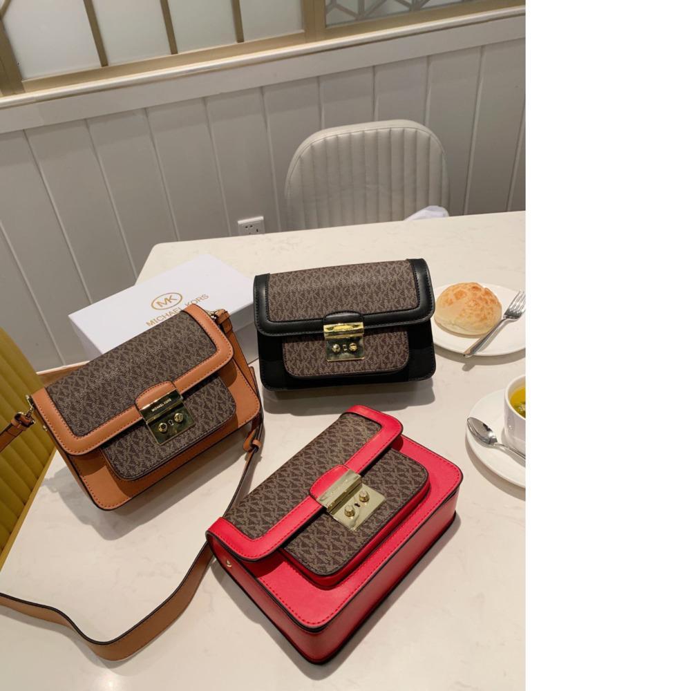 Borse donna di alta qualità formato spalla borsa 23 * 17cm scatola squisita regalo WSJ016 # 120545 wzk524