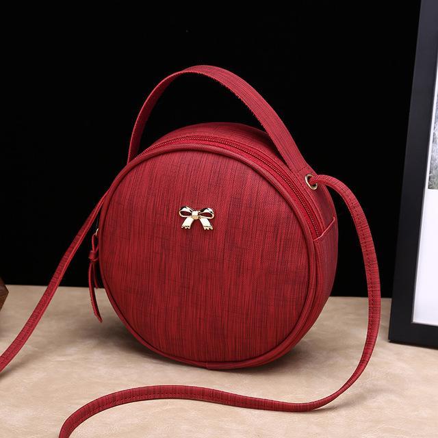 El diseñador del bolso 2020 bolso de lujo de las mujeres de un hombro Bolsa Diagonal Mujer de la mariposa de hardware libre Comercio Exterior bolsa redonda Pequeño