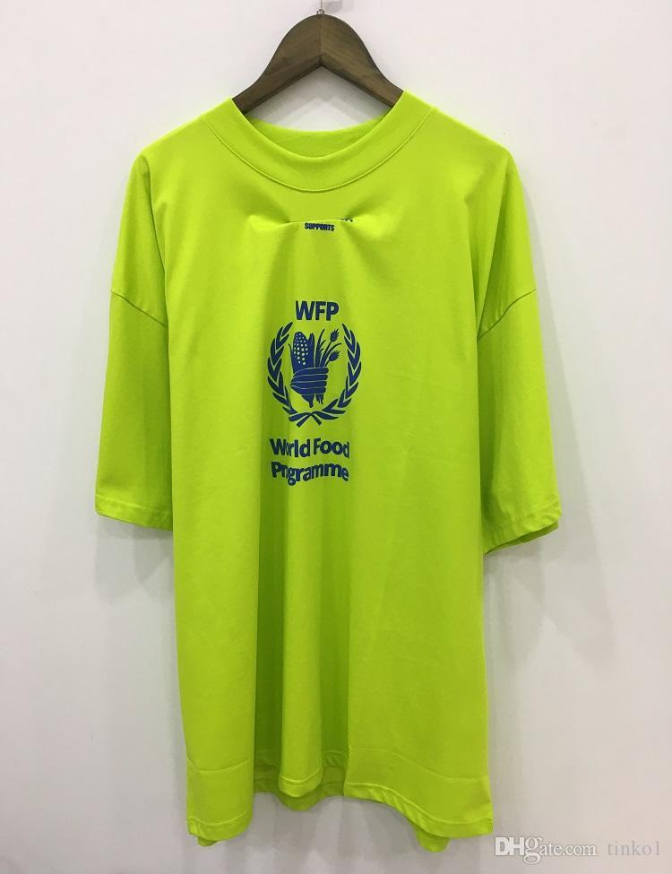 2019 Kişilik T-Shirt erkekler T Gömlek Kısa Kollu Floresan yeşil T Gömlek Erkek Tees O-Boyun Saf renk baskılı harfler T gömlek Erkekler Tops