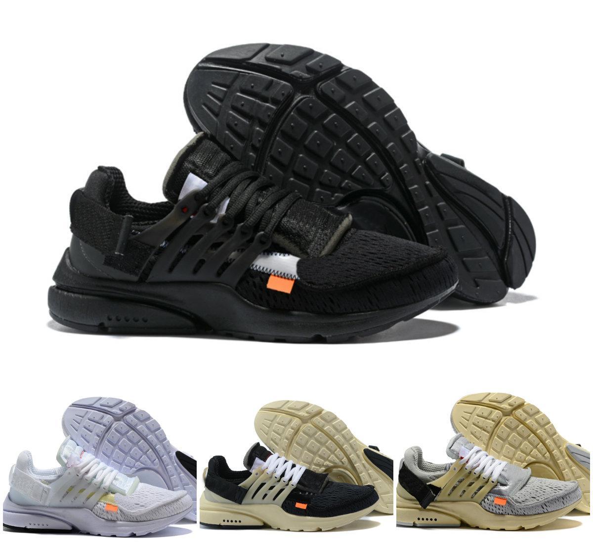 2020 Nueva Presto V2 Ultra BR TP QS blanco del negro X entrenador deportivo zapatos del amortiguador de aire barato prestos hombres de las mujeres a estrenar las zapatillas de deporte de moda Trainer