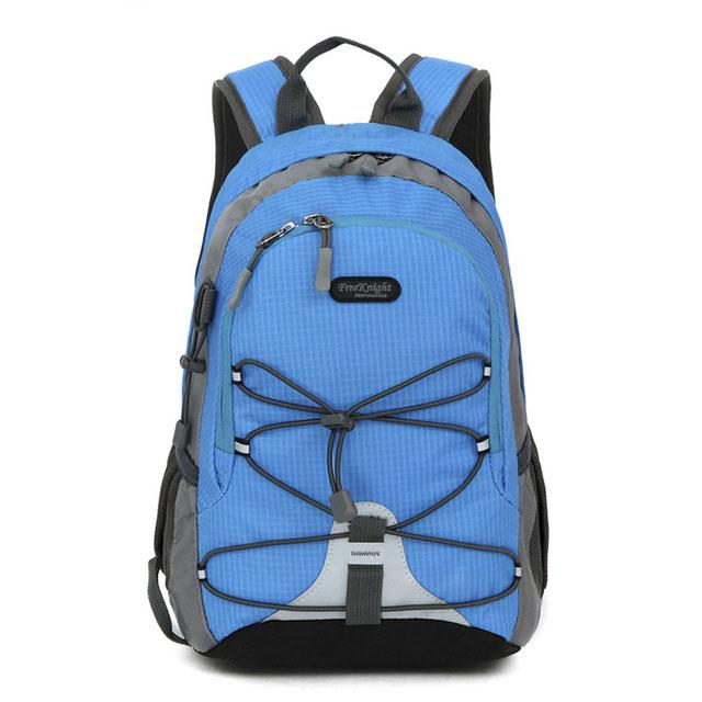 10L Waterproof School Bags for Girls Boys Children Outdoor Sport Hiking Backpack Climbing Traveling Running Rucksack