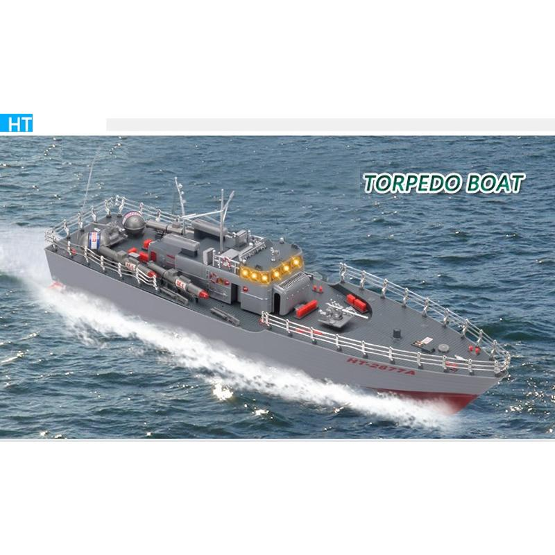 RC Boat 1/275 Destroyer WarShip Remote Control Military Naval Vessels Racing Ship Electronic Model For Kids Birthday Hobby Toys