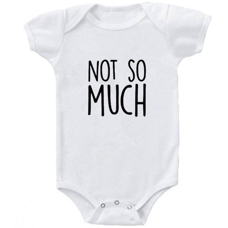 Protect Teeth Baby Short-Sleeve Onesies Bodysuit Baby Outfits