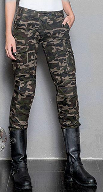 Bayanlar eğlence kamuflaj açık taktik pantolon uglybros motorpool kot motosiklet koruma diz pantolon makinesi boyutu: 2