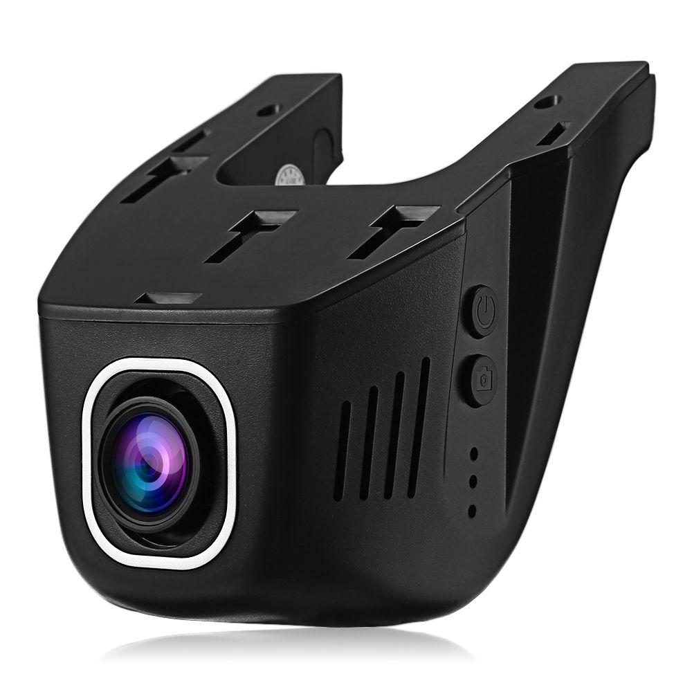 ZEEPIN RS400 Wi-Fi Скрытое приложение Dash Cam WDR Автомобильный видеорегистратор рекордер