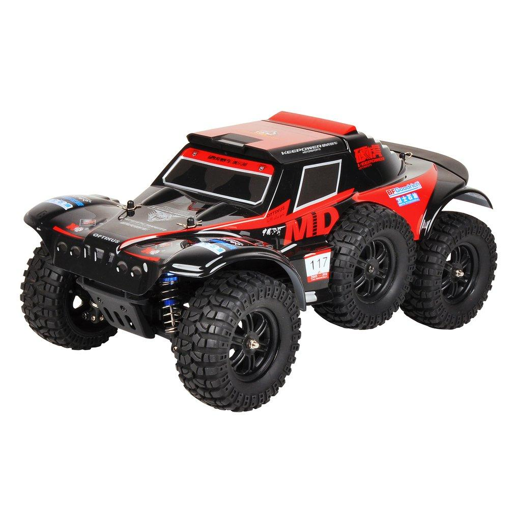wholesale 124012 RC Climber 540 Brush Motor 2.4G 1:12 Electric Off-road Four-wheel Tractor Automatic Vehicle Toys Car for Kids Gift