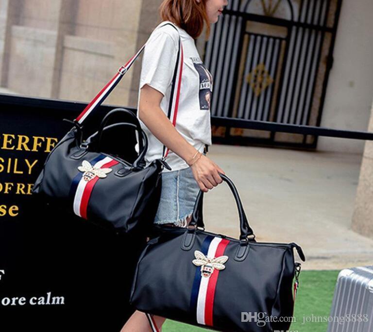 Лучшие Роскошные дизайнерские сумки кошельки мода холст сумки на ремне большой емкости женщины Crossbody сумки двухцветный Messenger сумка