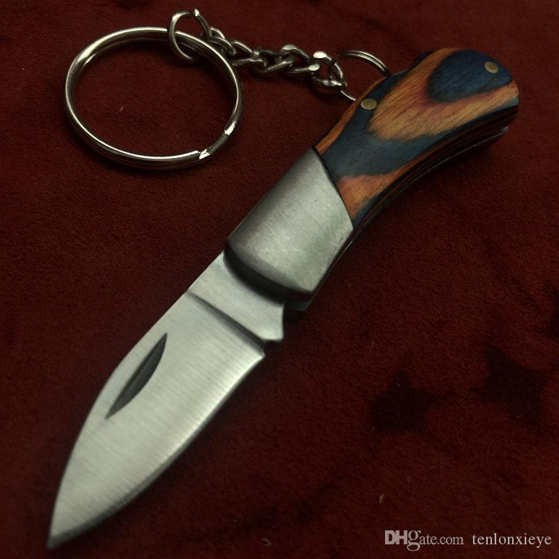 야외 미니 캠핑 서바이벌 나이프 다기능 구조 도구 사냥 칼 전술 캠핑 서바이벌 포켓 나이프 접는 KN