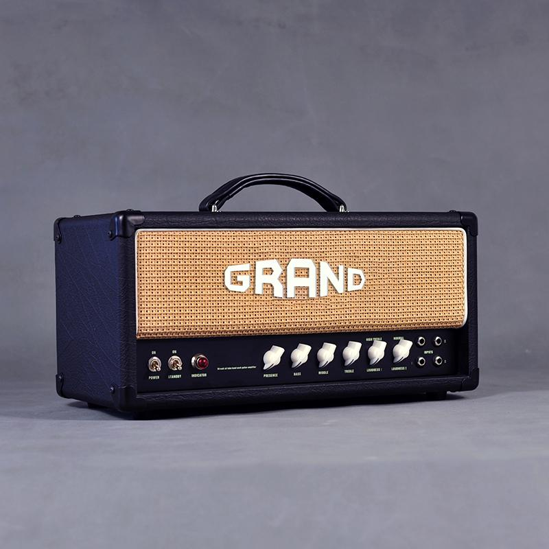 Handwired Soldered Point-to-Point Classic 800 Grand Tube Guitar Amplifier Head, 50W Free Shipping