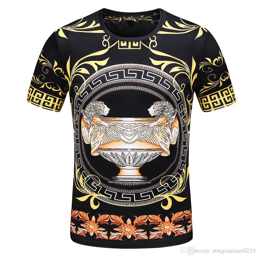 Nouveau été Hommes T-shirt Vêtements Designer Designer à manches courtes shirt de qualité T-shirt meilleure qualité avec des étiquettes M-3XL