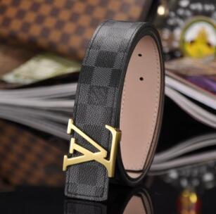 Chegada Nova 2020 Cintos Men Belt Marca Designer 100% couro genuíno Correia moda para homens frete grátis