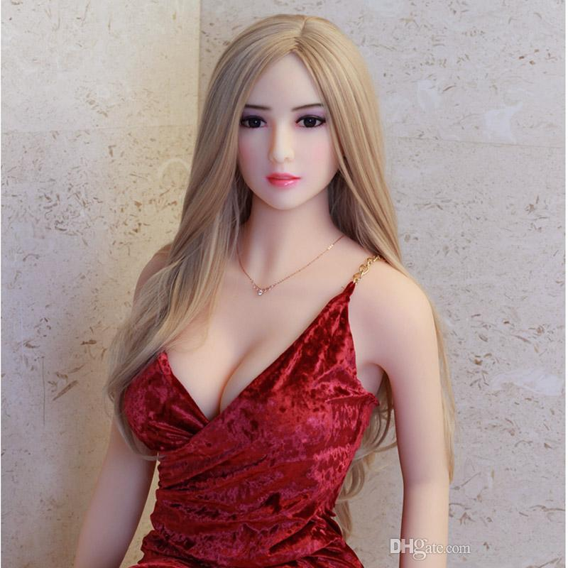 165cm sex dolls with lifelike Oral Anal Vagina japanese silicone real different faces Skin hair eyes optional love doll