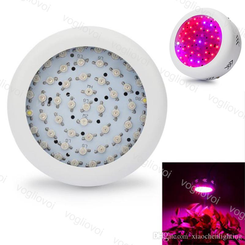 Выращите светлый спектр 150W 300W 600W 900W UFO LED завод для внутренних медицинских растений VEG цветущие гидропонические системы алюминиевый DHL