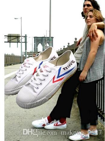 venda quente Feiyue luz de calçados casuais sapatas de lona clássicas Natural sapatos de borracha Kung fu artes marciais sapatos planas das mulheres sh Ultra masculina