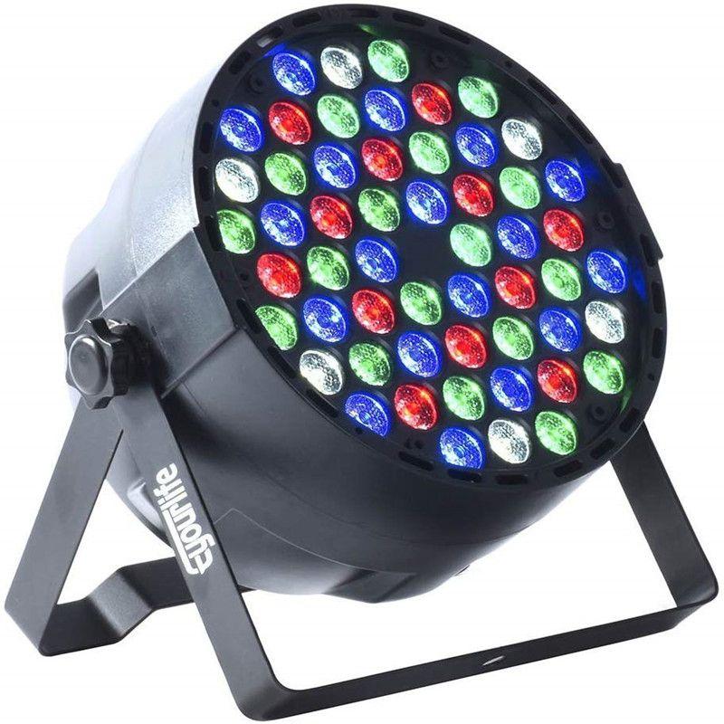 Wasserdichte im Freien RGBW LED Par Beleuchtung IP65 DMX512 Profeesioal Bühne Disco DJ Equipment 54x3w New Sale