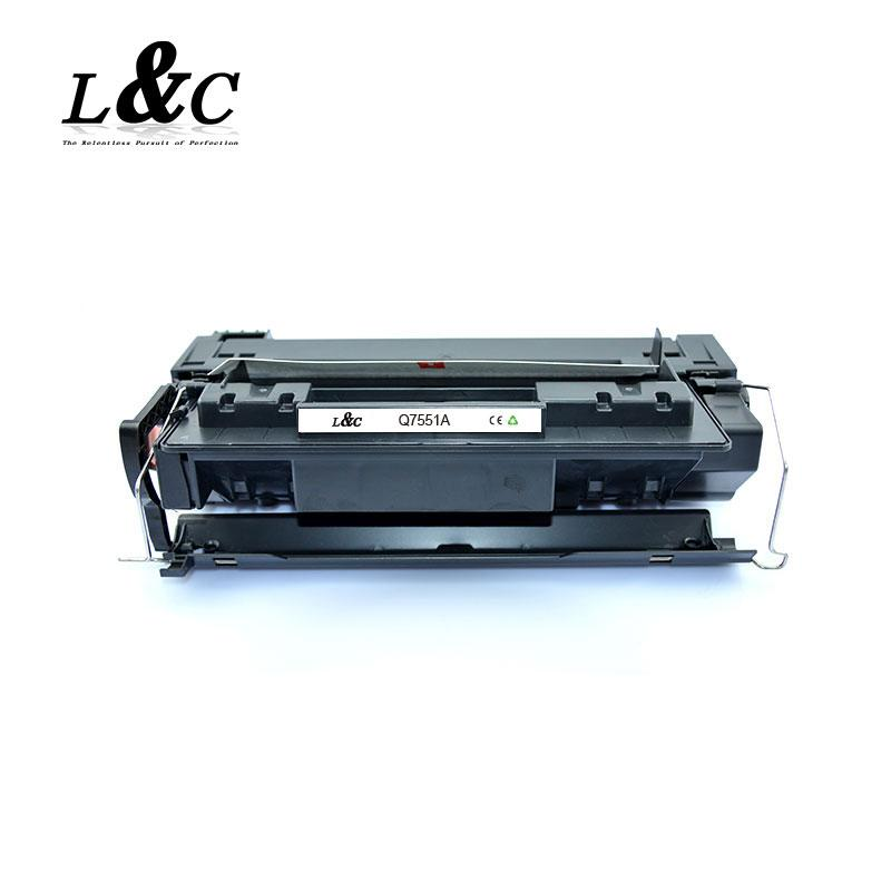 L&C Toner Cartridges For HP Q7551A
