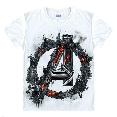 T Shirt Ironman Iron Men Hawkeye Black Widow Marvel T Shirt Custom Made 2d Print Gift Tee Long Sleeve Tee Shirts Design Your Own T Shirts From