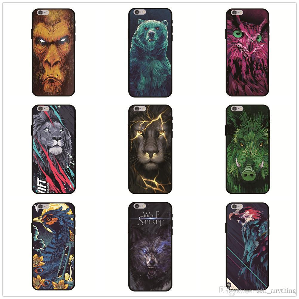 Spirit Bear iPhone 11 case