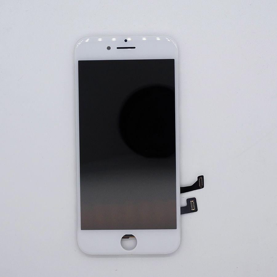 (Çok yakın Orjinal renge) OEM Renk iPhone 7 için Tamir bölümü LCD - LCD Ekran Dokunmatik Ekran Sayısallaştırıcı Komple Montaj Değiştirilmesi