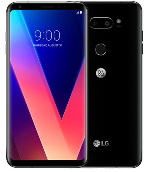 "Orijinal LG V30 Plus, H930DS H931 H998 Octa Çekirdek 128 GB 6.0"" 16MP 4G Lte Yenilenmiş Mobil Telefon Unlocked"