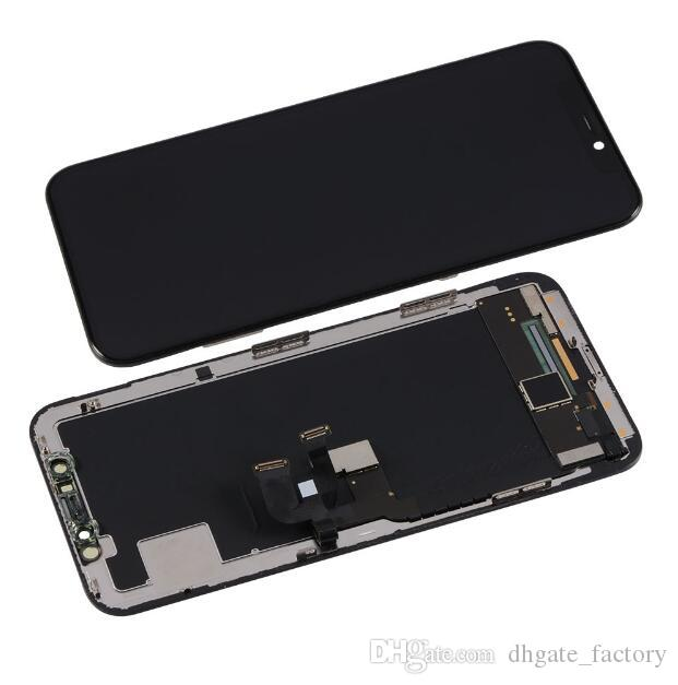 NEW Garde A+++ TFT LCD display For iPhone X Touch Screen replacement Parts With Free tools DHL Shipping
